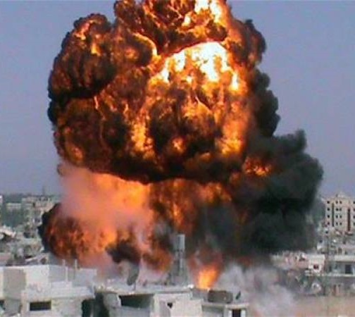 In Nine Years, the Syrian Regime Has Dropped Nearly 82,000 Barrel Bombs, Killing 11,087 Civilians, Including 1,821 Children