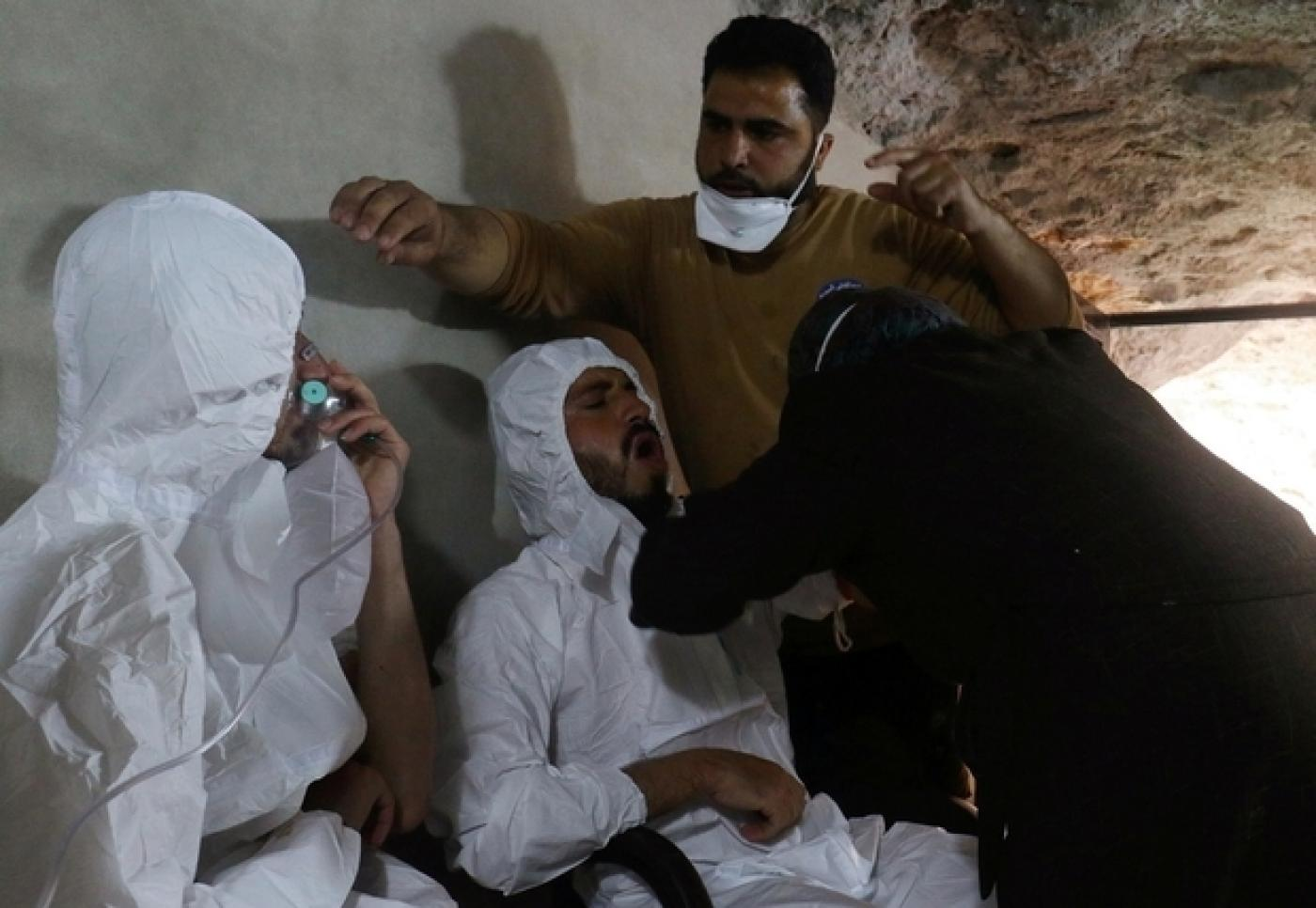 Syria chemical attack: Government used chlorine on civilians in 2018, OPCW rules