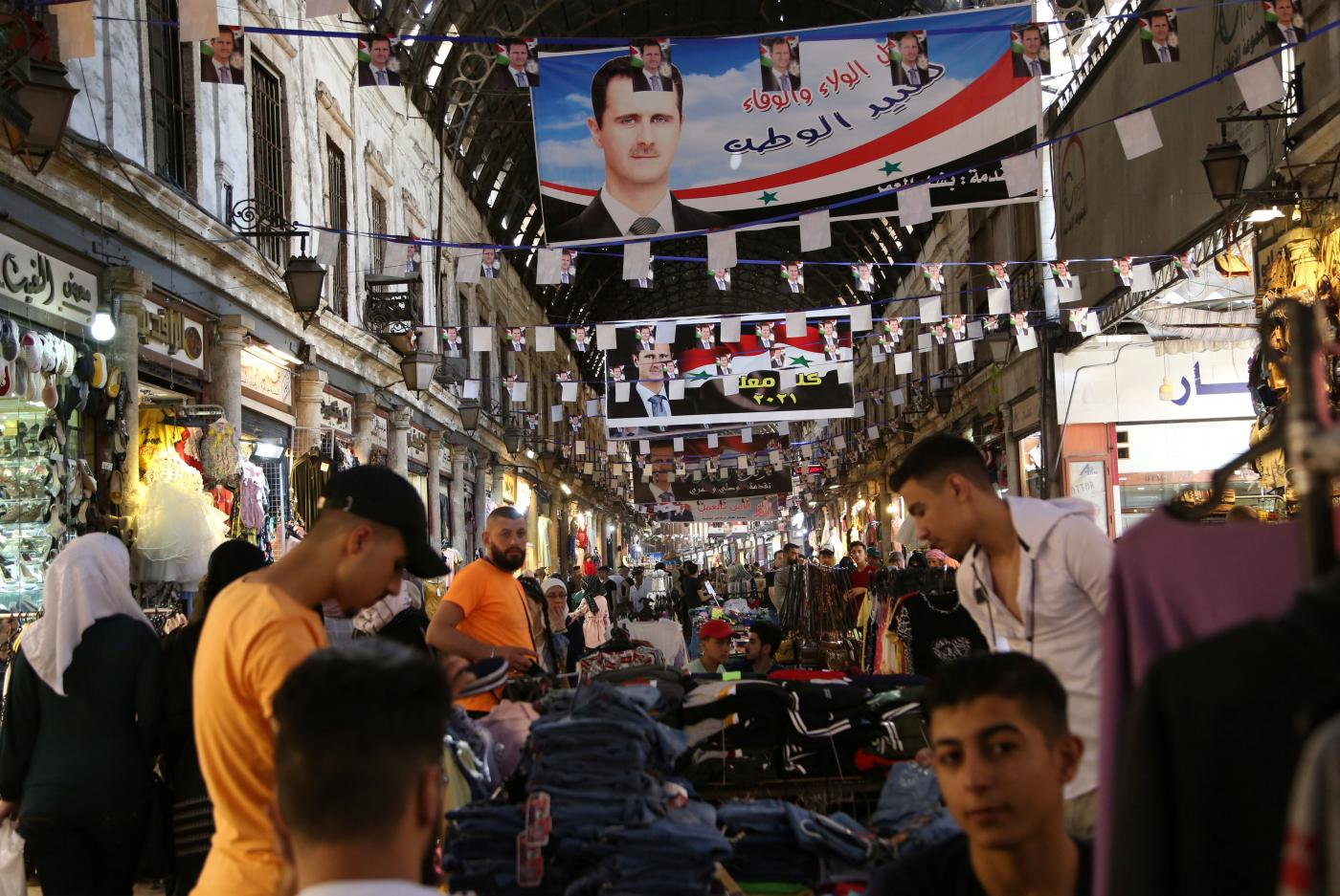 """سوريا: ارتفاع في حالات""""كورونا"""" داخل مناطق النظام بعد الاحتفالات بالانتخابات"""
