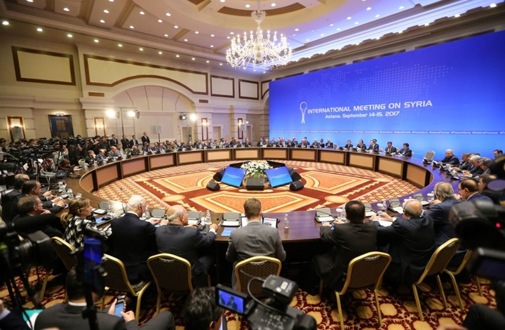 A Coalition of Syrian American Organizations Demand Real Justice and Action as Astana Talks End