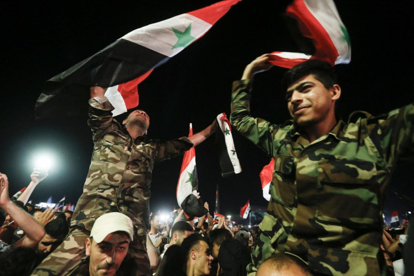 Syria: Can anyone seriously threaten Assad's grip on power?