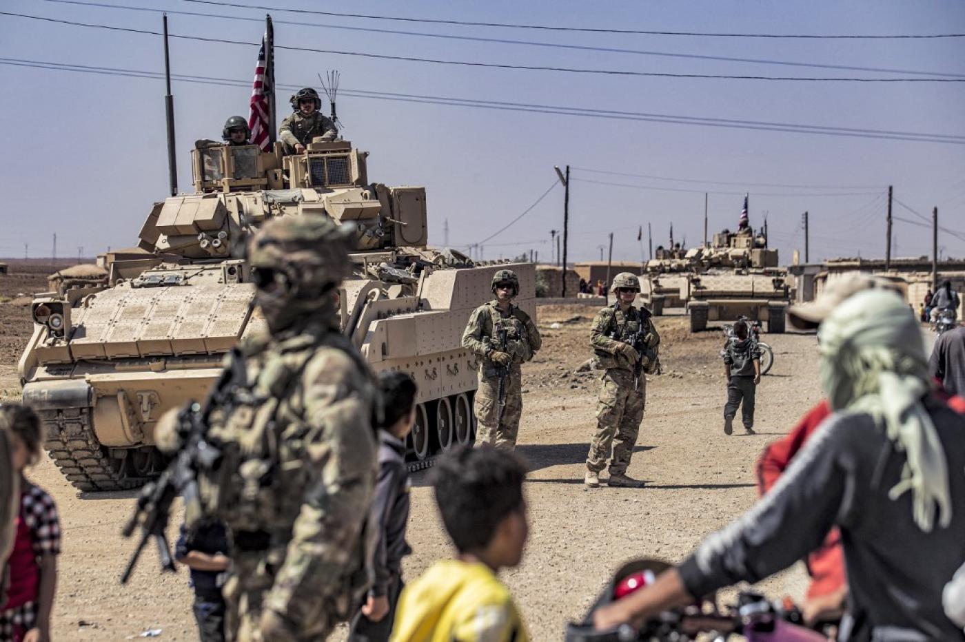 الحرب في سوريا: بينما تتنافس الدول الأخرى على النفوذ، الاتحاد الأوروبي يقوم بالتمويل