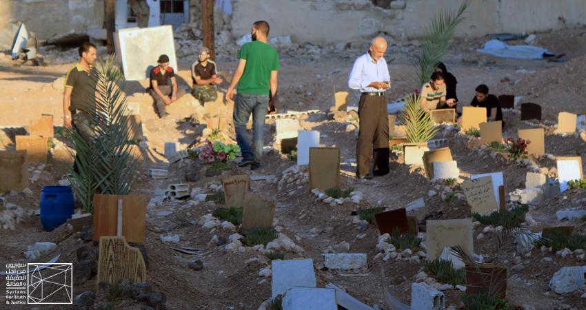 Daraya: Nine Years After the Mass Killing