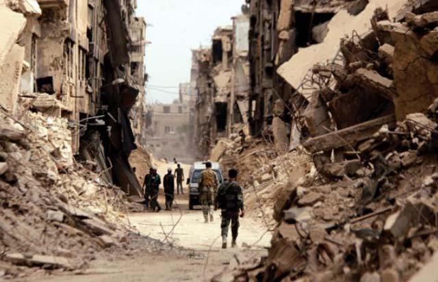 أوروبا وإعادة لاجئي سورية – فلسطينيو دمشق وريفها نموذجاً