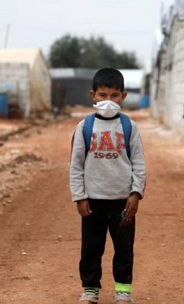 فيروس كورونا: المستشفيات ممتلئة مع ارتفاع عدد الحالات في إدلب